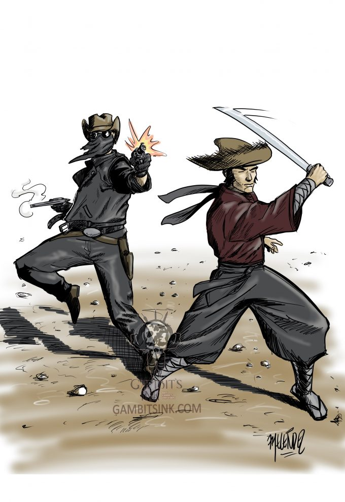 El Jíbaro y El Vaquero