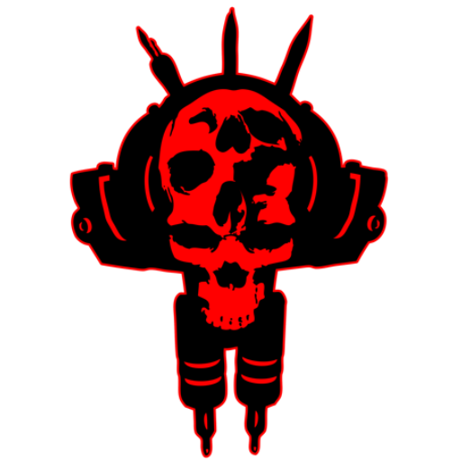 Textless logo