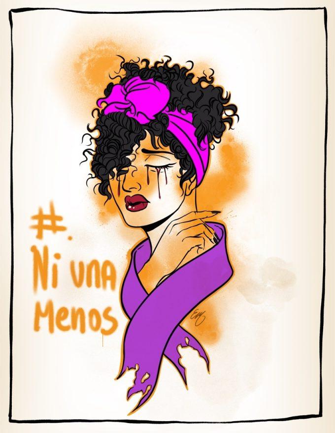 Ni Una Menos (Not One More)